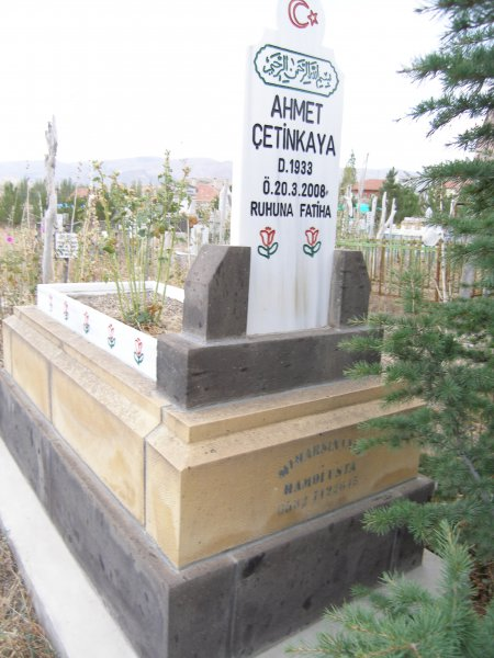 Ahmet Cetinkaya