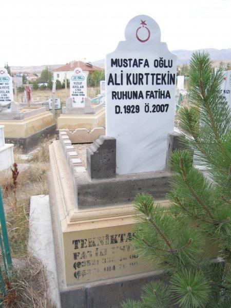 Ali Kurttekin