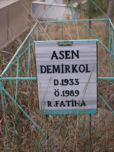 Asen Demirkol
