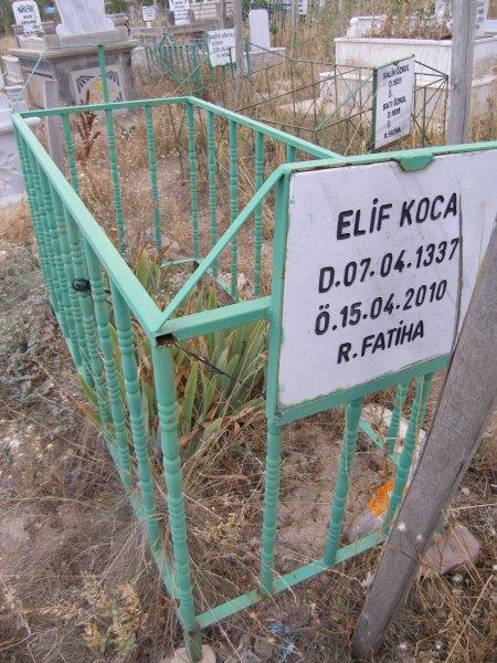 Elif Koca