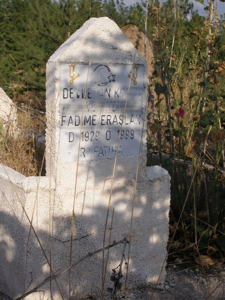 Fadime Eraslan