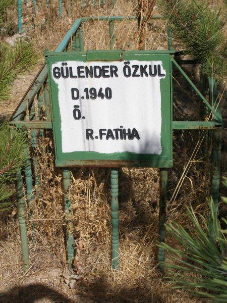 Gülender Özkul