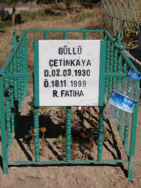 Güllü Cetinkaya