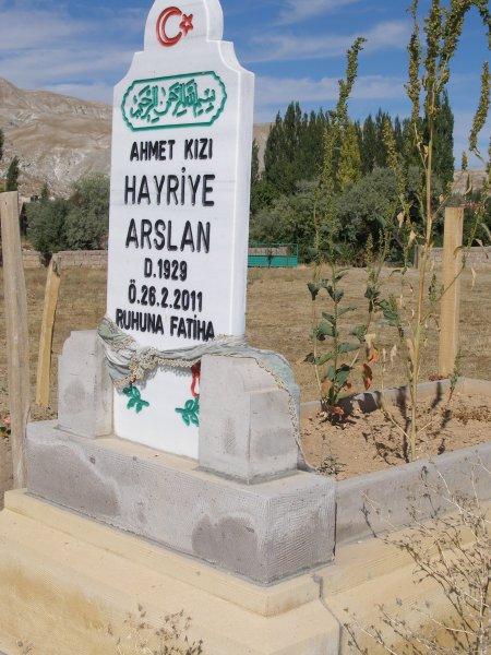 Hadriye Arslan