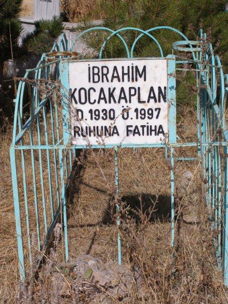 Ibrahim Kocakaplan