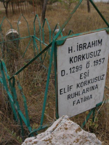 Ibrahim Korkmusuz