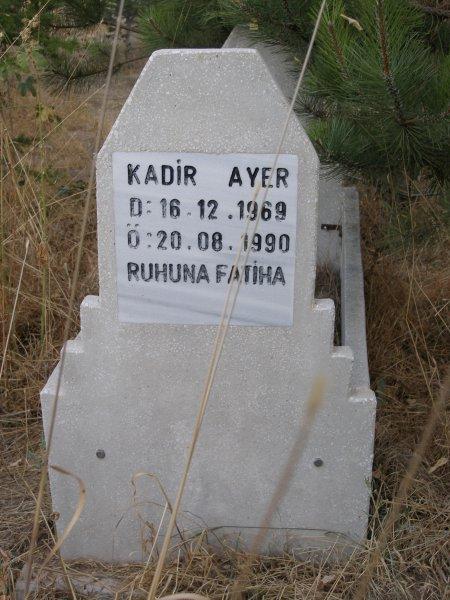 Kadir Ayer
