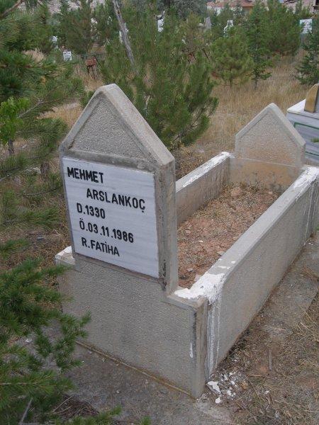 Mehmet Arslankoc