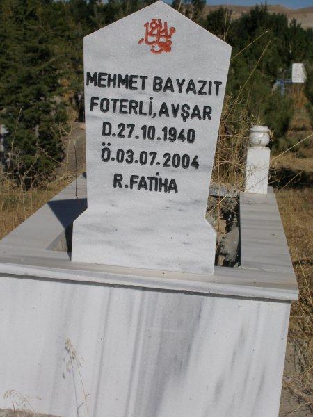 Mehmet Bayazit