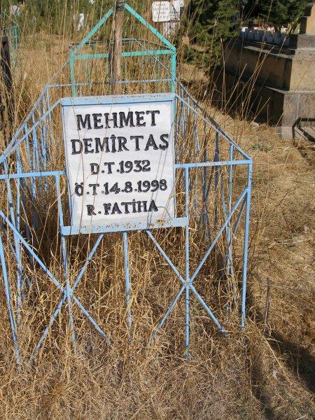 Mehmet Demirtas