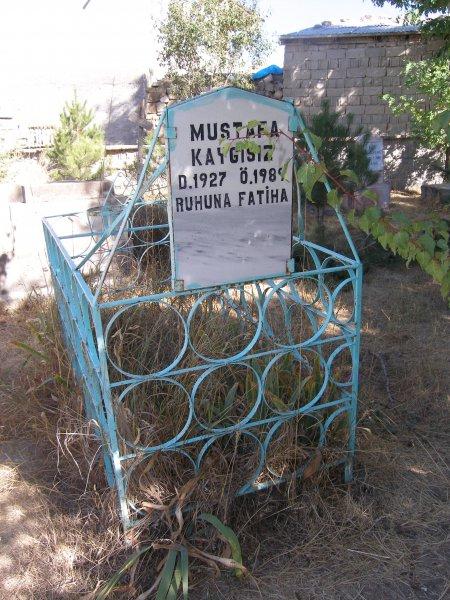 Mustafa Kaygisiz
