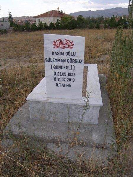 Süleyman Gürbüz