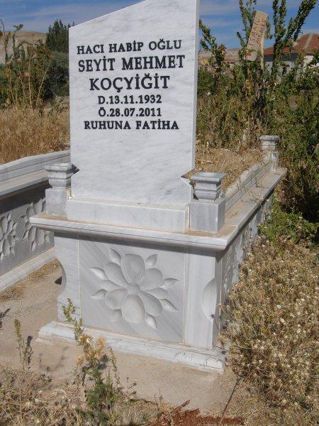 Seyit Mehmet Kocyigit