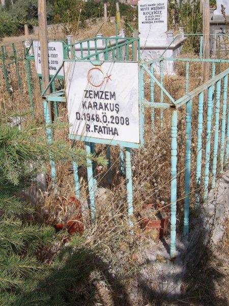 Zemzem Karakus